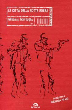Le città della notte rossa. Cover & logo design. Art direction. 2006.