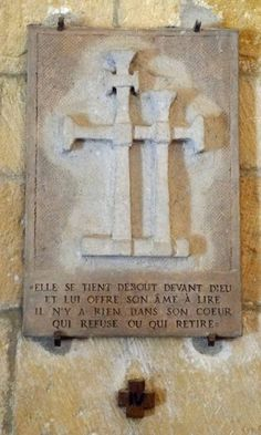 Zack, Léon, chemin de croix, station 4, 1941, casnac, blogspot