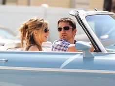 Gerard Butler, Jennifer Aniston 2010
