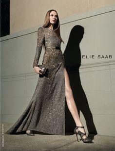Elie Saab Autumn Winter 2012 AD Campaign