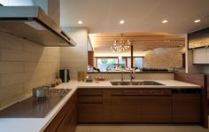 回廊が創る静謐に満ちた邸宅 | 建築家住宅のデザイン 外観&内観集|高級注文住宅 HOP