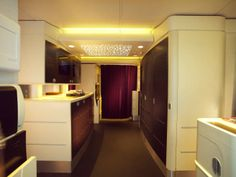 Etihad Airways The Residence - Etihad Airways Airbus A380 - ELLE DECOR