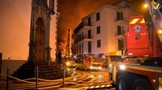Wildfires in Portuguese island surround main cityFirefighting vehicles line the street in the historical center of Funchal in Madeira island  Image: AFP/Getty Images  By Gianluca Mezzofiore2016-08-11 15:01:55 UTC  Wildfires in the Portuguese island of Madeira have reached the capital Funchal on Thursday killing three elderly people and leaving more than 300 injured.  A forest watchman was killed on the mainland during the night when one of more than 100 blazes engulfed the caravan he was…