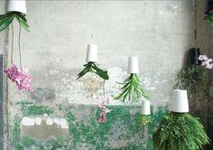 Sky Blumenkasten aus recyceltem Polypropylen - Medium (H 19 cm) - zum Aufhängen - Boskke