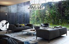 Poliform Sofa- Metropolitan