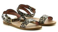 Sandaletti ultraflat animalier Twin Set Simona Barbieri  #sandali #sandals #heels #tacchi #womanshoes #fashion #mood #trend #shoes2014 #scarpedonna #shoes #scarpe #calzature #moda #woman #fashion #springsummer #primaveraestate #moda2014 #springsummer2014 #primaveraestate2014 #twinsetsimonabarbieri #twinset