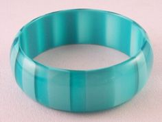 Lucite, Galalith, Wood & other Plastic Bangles