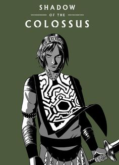 Wander from shadow of the colossus. By :Esteban Isaac