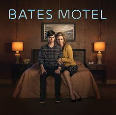 Cover art for Bates Motel: Original Television Series Soundtrack.  Check out HorrorTalk.com for more horror new, reviews, interviews and more!