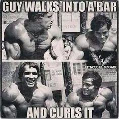Classic Arnie
