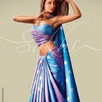sarees fashion in hollywood 2014 1 200x200 Saree Designs of Summer and Spring 2014 and Eid