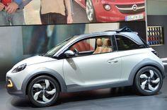 Opel Adam // Automobilsalon Genf 2013
