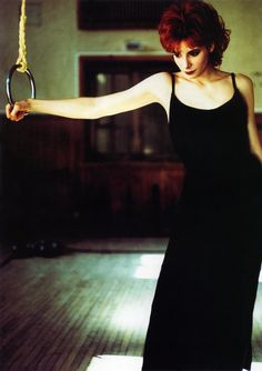 Mylène Farmer - Photographe : Marianne Rosenstiehl - Août 1992