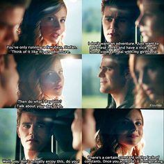 """#TVD 7x15 """"I Would For You"""" - Stefan and Valerie"""