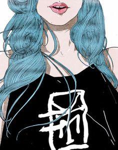 Illustrious: I Blue It