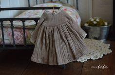 Mooji Dress  Beige