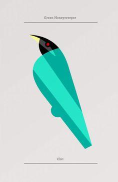 By Josh Brill Marketing Logo, Graphic Art, Graphic Design, Minimalism, Birds, Illustrations, Animal, Outdoor Decor, Artist