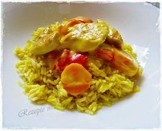 Rezepte mit Herz ♥: Hähnchenbrust in Mangosauce