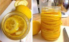 Dnes si ukážeme recept který efektivně pročistí vaše cévy a zabraňuje vápenatění cév. Vedle primárního použití se skládá ze zdraví prospěšných přírodních ingrediencí. Co potřebujeme? 1 menší kousek zázvoru 4 citrony – nejlépe v bio kvalitě 4 velké stroužky česneku (ne čínského) 2 litry vody Postup přípravy najdete na druhé stránce…