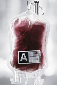 #adv DONATE. Brilliant.