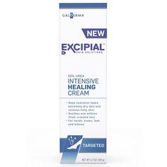 Excipial 20% Urea Intensive Healing Cream