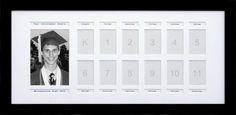 school picture frames k-12 | Model HXS is one of 31 unique School Years Photo Frame models that we ...