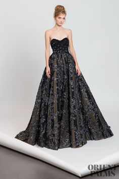 7b85d5668e99 Tony Ward Spring-summer 2017 - Ready-to-Wear. Red Evening GownsFormal ...