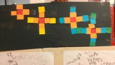 make additive patterns grow math number /letter work to gif only Math 2, Guided Math, Math Games, Preschool Activities, Teaching Patterns, Math Patterns, Number Patterns, Third Grade Math, Grade 2