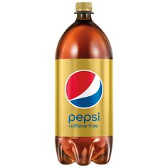 Pepsi Cola Caffeine Free Soda - 2 L Bottle Diet Pepsi, Pepsi Cola, Pure Life Water, Malibu Drinks, Beverage Packaging, Pop Bottles, Product Label, Vitamins And Minerals, How To Do Yoga