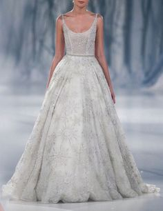 Paolo Sebastian 2016 Winter Couture Wedding Dress Collection inspired by Slavic folktales featuring embroideries & crystal embellishments for winter brides Dream Wedding Dresses, Bridal Dresses, Wedding Gowns, Wedding Blog, Couture Dresses, Fashion Dresses, Beautiful Gowns, The Dress, Dress Collection
