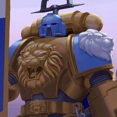 Warhammer Fantasy, Warhammer 40k, Salamanders Space Marines, Imperial Fist, Angel Of Death, Emperor, Savannah Chat, Lions, Angels