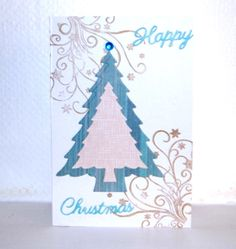Handmade Vintage Christmas Tree 'Happy Christmas' Card by HomeandaFarr on Etsy Christmas 2016, Vintage Christmas, Christmas Cards, Christmas Tree, Arts And Crafts, Happy, Handmade, Etsy, Christmas Greetings Cards