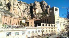 Mintaña Montserrat, Catalula. La Moreneta