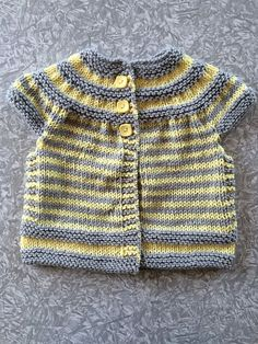 Baby Sweater Knitting Pattern, Cardigan Pattern, Baby Cardigan, Jacket Pattern, Baby Knitting Patterns, Toddler Sweater, Baby Sweaters, Knit Crochet, Valentines