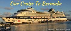 We Took A Trip To Bermuda And Came Back To Tell About It - Bermuda Cruise |Travel Tech Gadgets #secretcruise