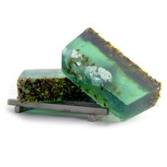 Bathing Bad Bar Soap - all-natural, organic ingredients (even the signature sky blue hue of this premium product is derived from red cabbage)