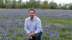 The Texas State Flower the Bluebonnet