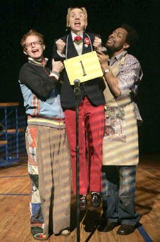 The 25th Annual Putnam County Spelling Bee - TheaterMania.com