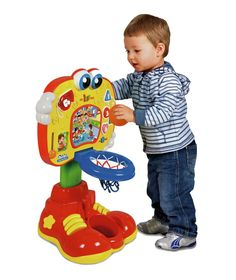 Buy Chad Valley Basketball Counting Set at Argos.co.uk - Your Online Shop for Educational electronic toys, Baby activity toys.