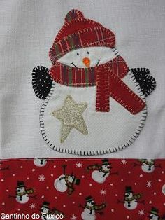 Christmas Applique, Christmas Sewing, Christmas Wood, Handmade Christmas, Christmas Crafts, Christmas Decorations, Christmas Ornaments, Quilt Patterns Free, Applique Patterns