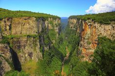 Cânion do Itaimbezinho, Cambará do Sul (RS). Lugares para conhecer no Brasil