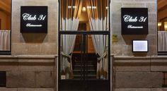 El legandario Club 31 inaugurado en 1959 por Clodoaldo Cortés, también alma y propietario de otro de los grandes restaurantes de Madrid, Jockey, inicia una nueva etapa de la mano de su nueva propietaria, Pilar Peña. Pilar Peña, heredera del espíritu y del buen hacer del inolvidable restaurante de la calle Alcalá, ahora en su nueva ubicación, en pleno corazón de Madrid, en el número 5 de la calle Jovellanos, justo enfrente del Teatro de La Zarzuela,encara esta nueva etapa con mucha ilusión…