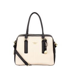 194a95f770 Ladies Monochrome Tote Bag- Sienna Collection By Fiorelli
