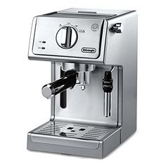 "De'Longhi ECP3630 15"" Bar Pump Espresso and Cappuccino Machine, Stainless Steel, http://www.amazon.com/dp/B00YCP6ZNU/ref=cm_sw_r_pi_awdm_pmPtwb14SEC2A"