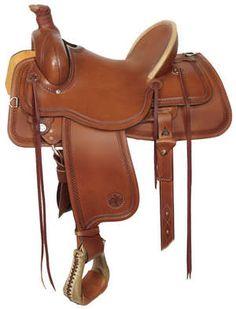 Circle Y Saddles - Desert Creek Ranch Saddle--Love this saddle!