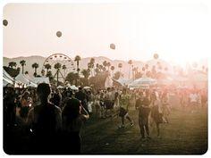 Coachella Music Festival//