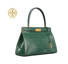 34849b836ce8 TORY BURCH Lee Radziwill Satchel Bag Womens Shoulder Bag 4 Colors NWT Free  Gift