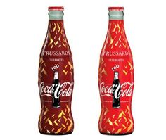 Coca-Cola And Trussardi Collaborate To Design Special Edition Bottles And Cans