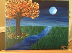 Moon river by AC