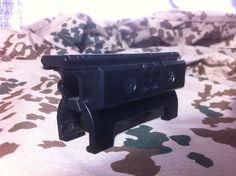 Visieraufnahme R.I.S High Mount für MP5 und G3 Modelle,Airsoft,Softair,Skirmish